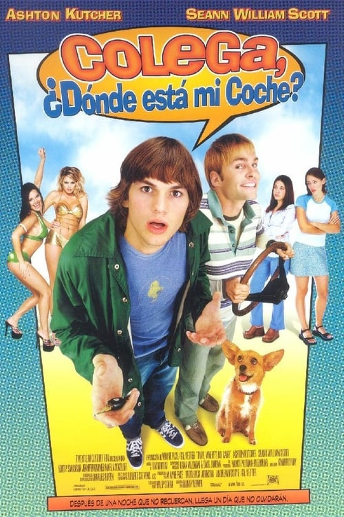 Dude, Where's My Car? pelicula completa