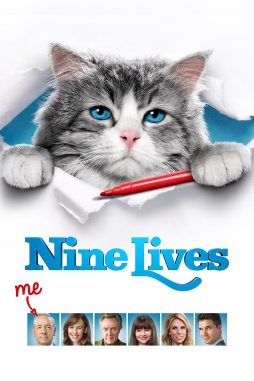Nine Lives - Poster