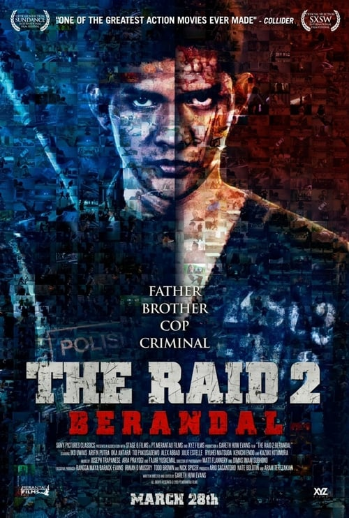 Watch The Raid 2 (2014) Best Quality Movie