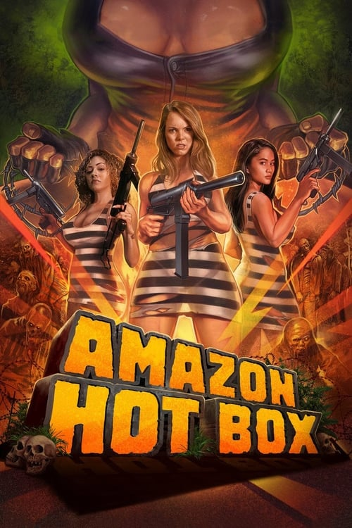 Película Amazon Hot Box Doblado Completo