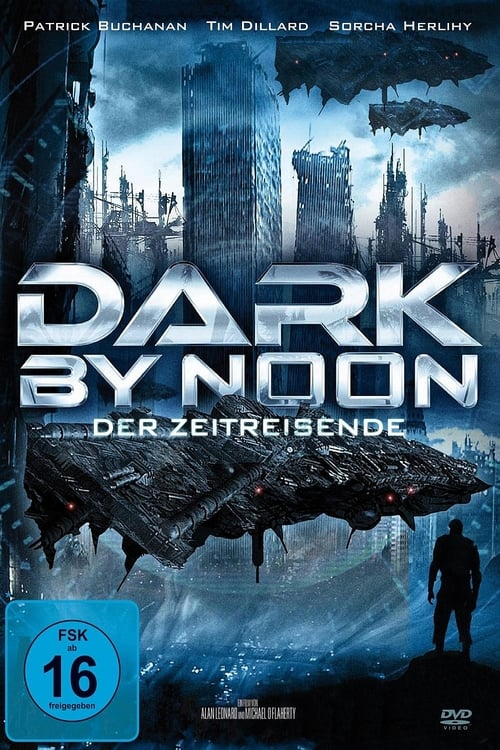 Poster von Dark By Noon - Der Zeitreisende