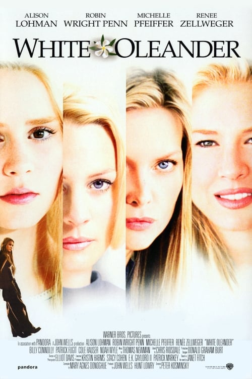 White Oleander Movie Poster