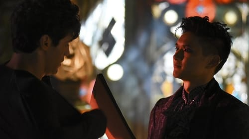 Shadowhunters - Season 1 - Episode 8: Bad Blood