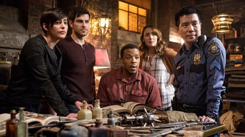 Grimm - Season 5 - Episode 10: Map of the Seven Knights
