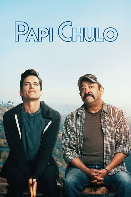 Papi Chulo (2019) Poster