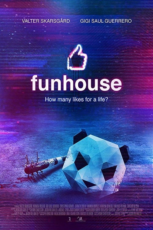 Largescale poster for Funhouse
