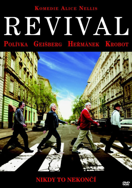 Largescale poster for Revival