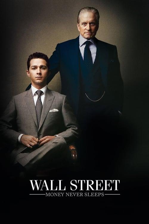 Wall Street: Money Never Sleeps - Poster
