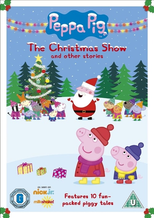 Peppa Pig: The Christmas Show And Other Stories MEGA