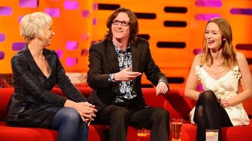 The Graham Norton Show: Season 8 – Episod Dame Helen Mirren, Emily Blunt, Ed Byrne, The Wanted