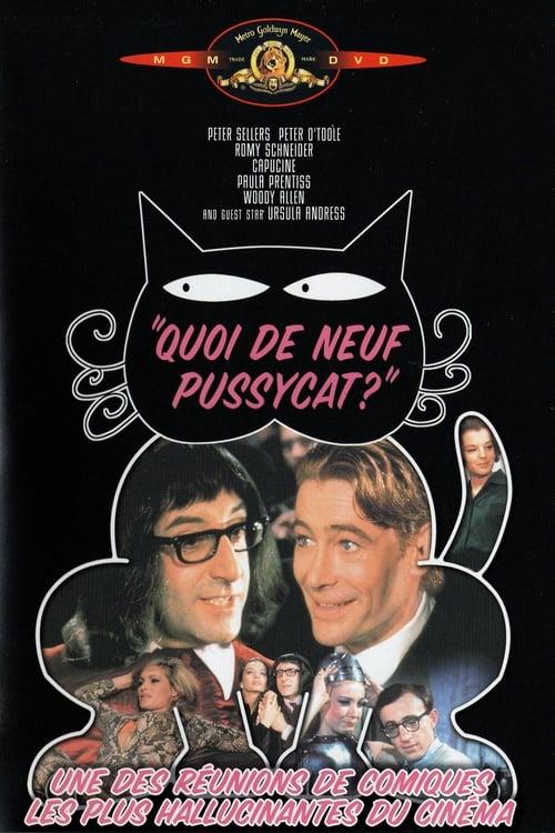 Quoi de neuf, Pussycat ? Film Streaming Entier