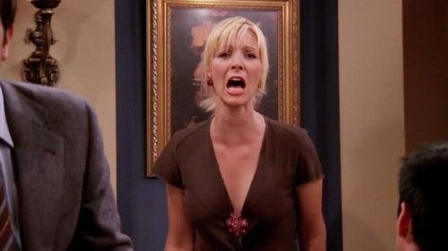 Aquele com o jantar de aniversário da Phoebe