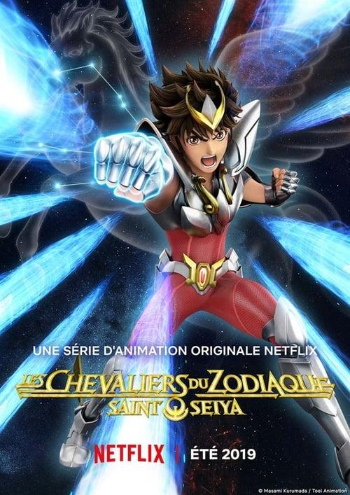 Les Chevaliers du Zodiaque : SAINT SEIYA (2019) Saison 1 et 2 - HDTV 720P