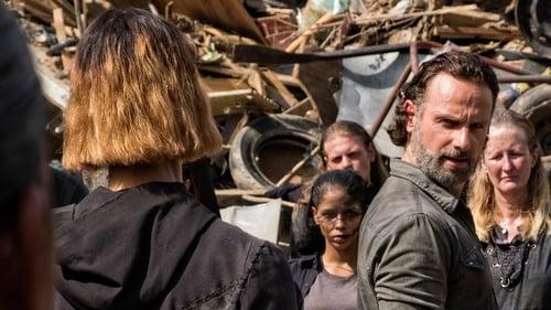 The Walking Dead - Season 7 - Episode 9: Rock in the Road