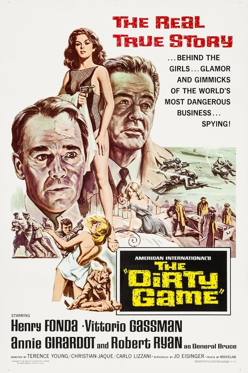 The Dirty Game (1965)