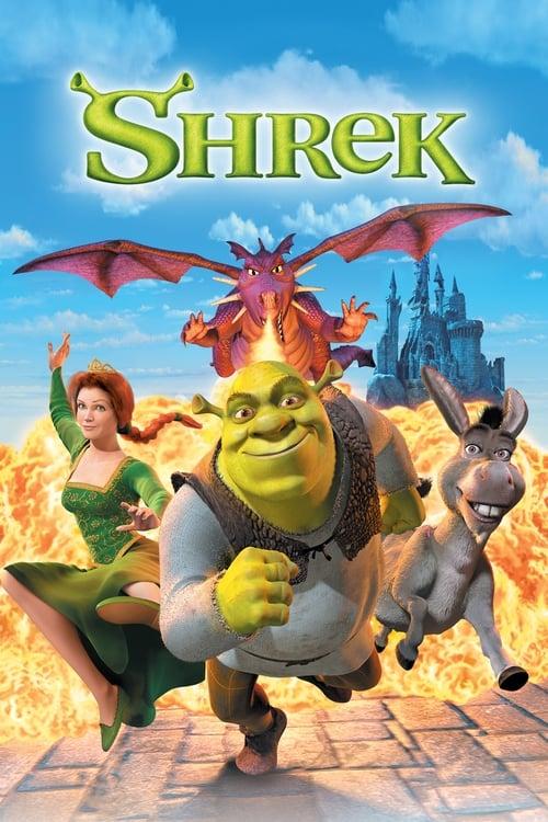 Shrek - Poster