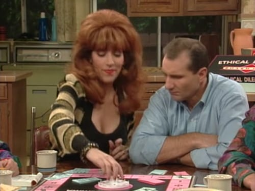 Married... with Children - Season 6 - Episode 14: The Mystery of Skull Island
