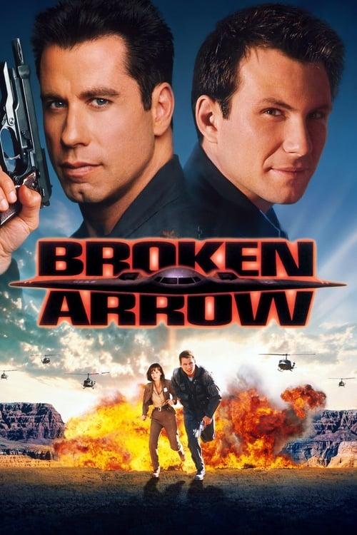Broken Arrow - Poster