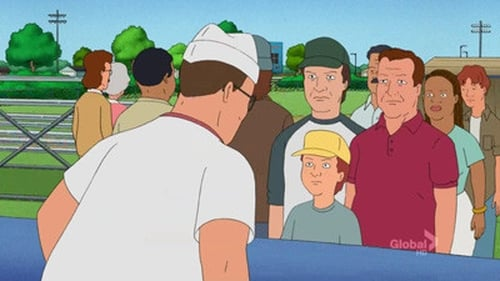 King Of The Hill 2009 Blueray: Season 13 – Episode Bad News Bill