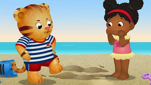 Daniel Tiger's Neighborhood: Season 3 – Episod Mad at the Beach