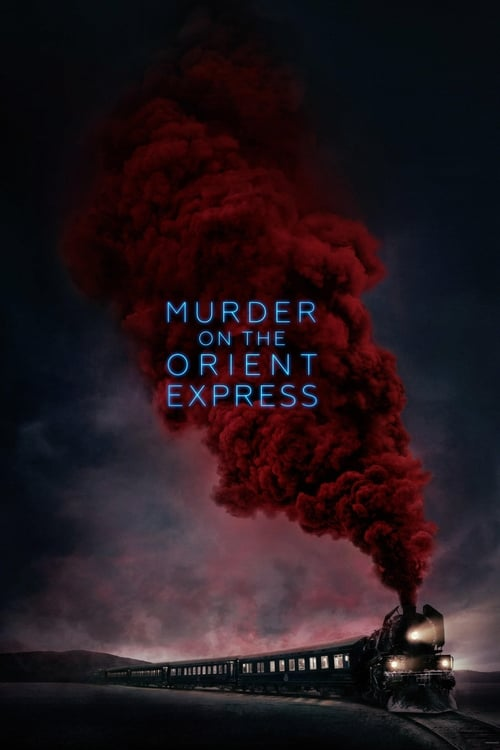 Poster. Murder on The Orient Express (2017)
