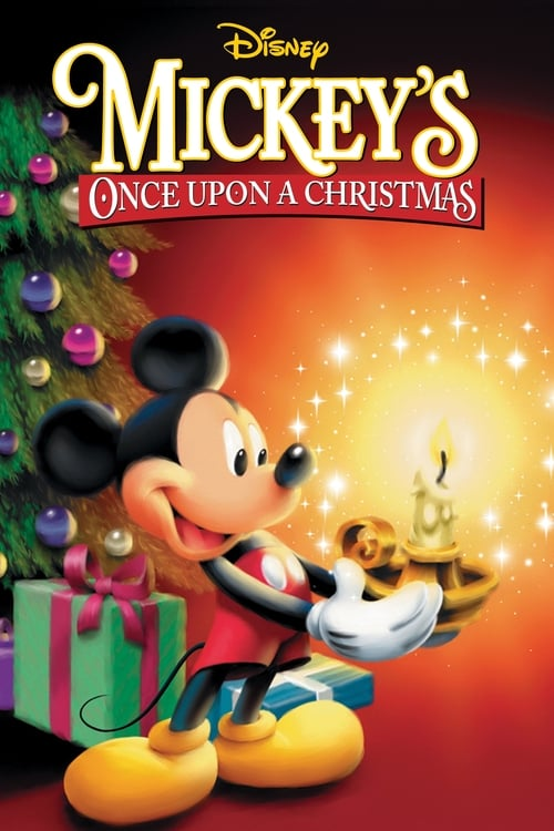 Largescale poster for Mickey's Once Upon a Christmas