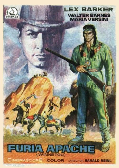 Mira Furia Apache Con Subtítulos