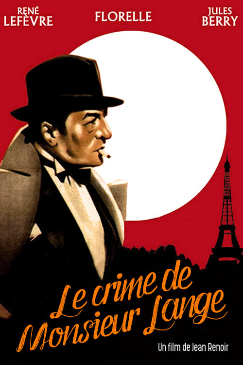 Le crime de Monsieur Lange Film en Streaming HD