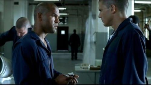 Prison Break - Season 1 - Episode 3: 3
