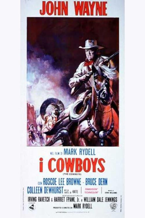 I cowboys (1972)