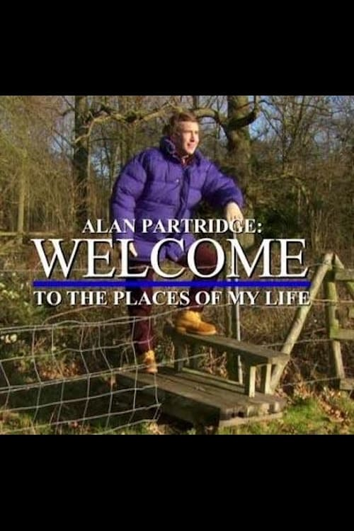 Mira La Película Alan Partridge: Welcome to the Places of My Life Completamente Gratis