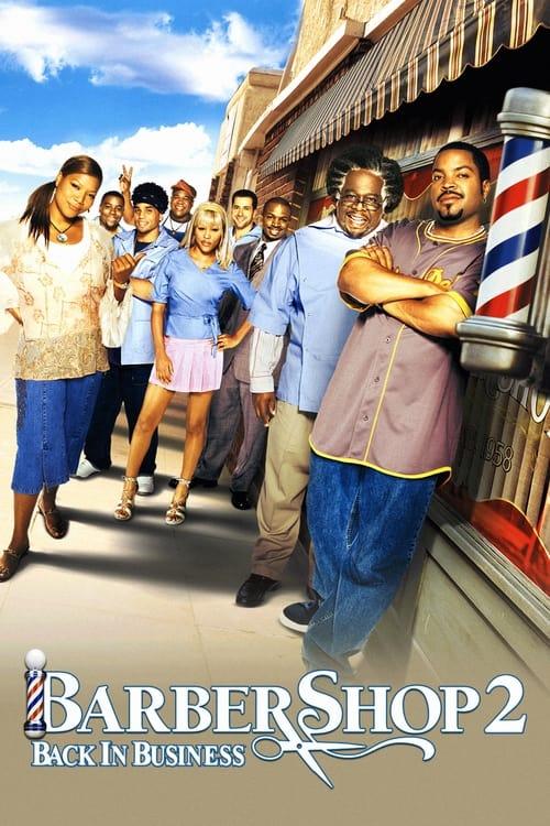 Barbershop 2: Back in Business (2004) Poster