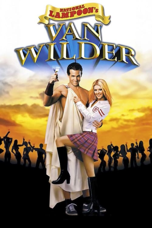Largescale poster for National Lampoon's Van Wilder