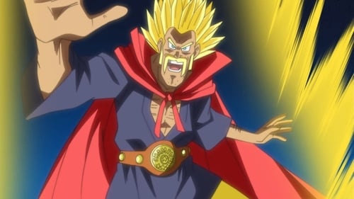 Dragon Ball Super: Season 1 – Episod Valiant Mr. Satan, Work a Miracle! A Challenge from Outer Space!