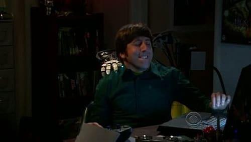 The Big Bang Theory - Season 4 - Episode 1: The Robotic Manipulation
