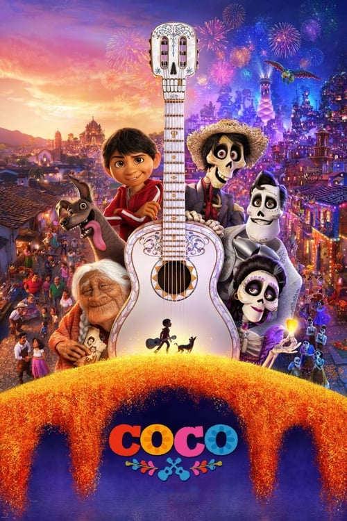Largescale poster for Coco