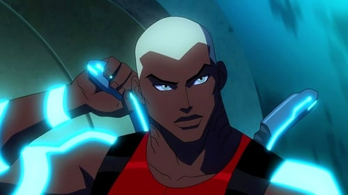 Young Justice: Season 1 – Episode Downtime
