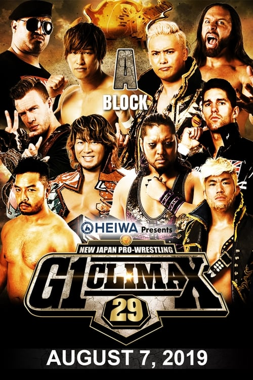 On NJPW G1 Climax 29: Day 15