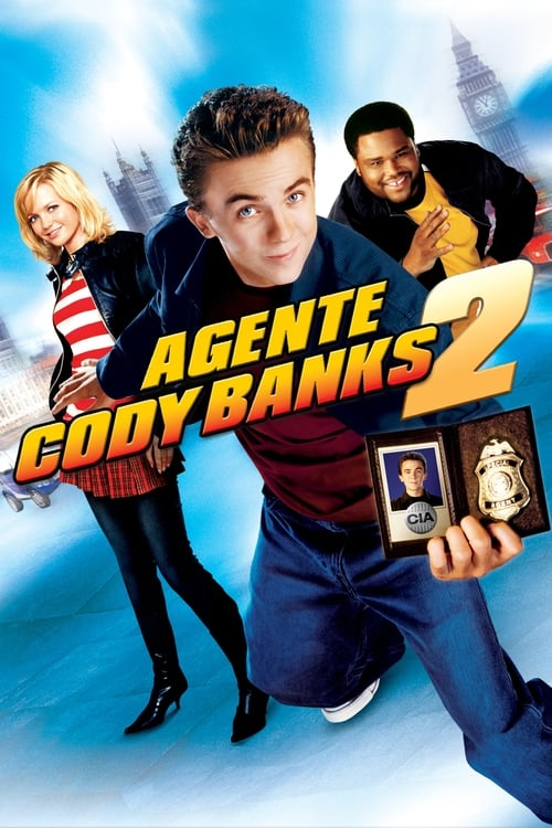 Mira Superagente Cody Banks 2: Destino Londres Con Subtítulos
