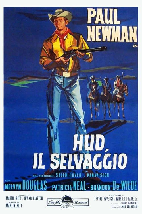 Hud il selvaggio (1963)