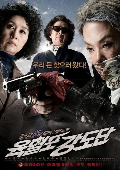 Largescale poster for Grandma Gangsters