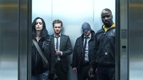 Marvel – Os Defensores