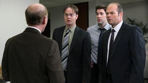 The Office - Season 8 - Episode 23: Turf War