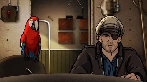 archer - Season 9: Danger Island - Episode 1: Strange Pilot