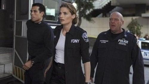 Castle 2012 720p Webrip: Season 4 – Episode Cops & Robbers