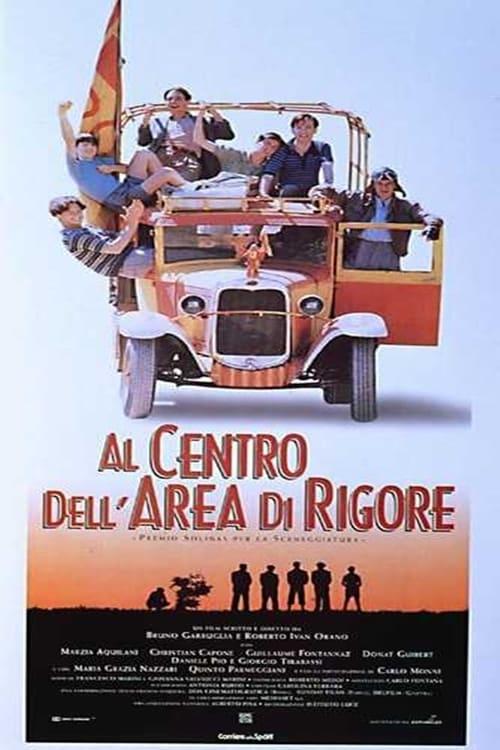 Mira La Película Al centro dell'area di rigore En Buena Calidad Hd