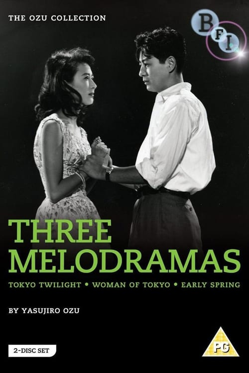 Ver pelicula The Ozu Collection: Three Melodramas Online