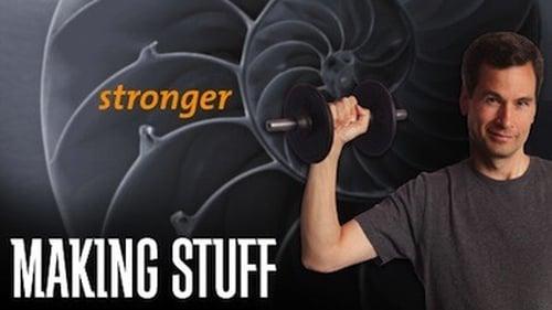 NOVA: Season 38 – Episode Making Stuff:  Stronger