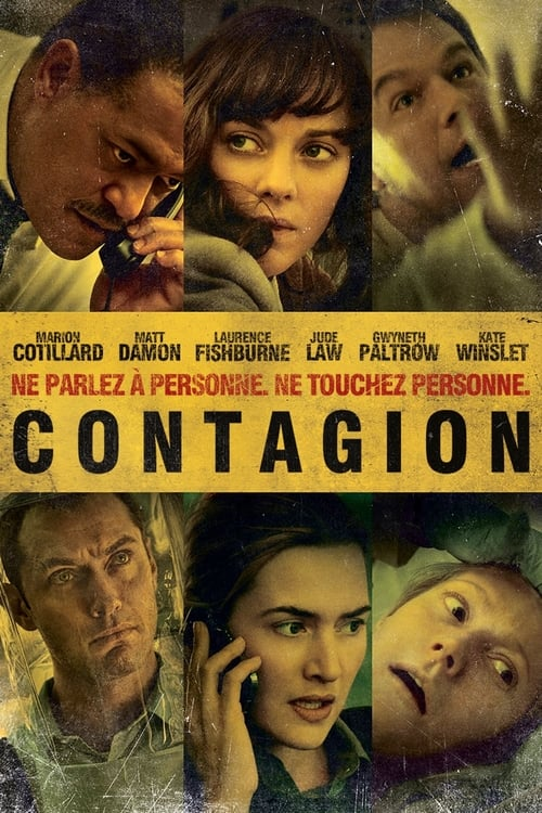 Contagion film en streaming