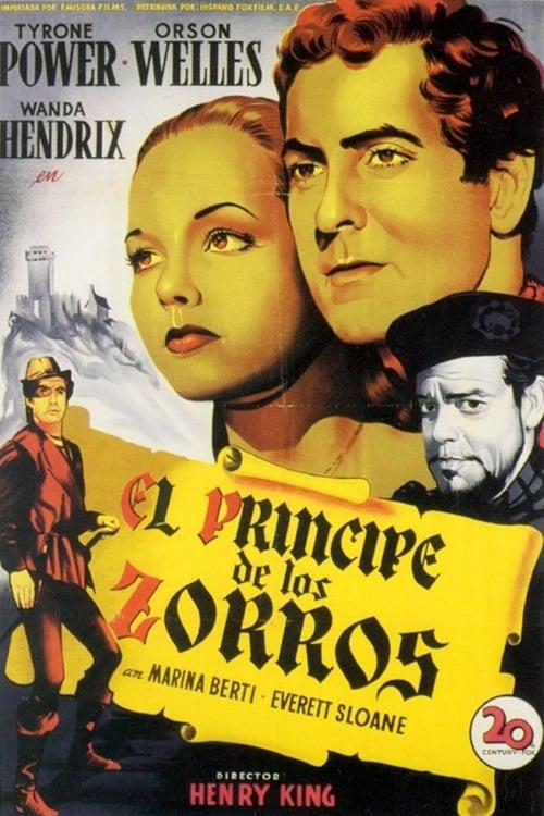 Película El Príncipe de los Zorros En Buena Calidad Hd 1080p
